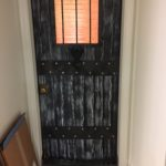 Complete 2016 Halloween door installed