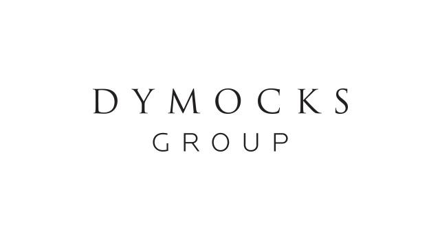 Dymocks Group Branding & Business Cards