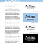 Athena Brand Guidelines